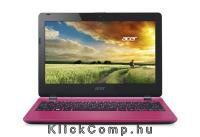 Netbook Acer Aspire V3-111P-22F3 11,6 Touch/Intel Celeron Quad Core N2930 1,83GHz/4GB/500GB/Win8/pink notebook mini laptop