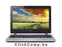 Netbook Acer Aspire E3-112-C4NE 11,6/Intel Celeron N2830 2,16GHz/4GB/500GB/ezüst notebook mini laptop